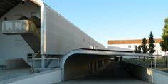 Complexo de Artes e Arquitetura da Universidade de Évora - Inês Lobo arquitectos e Ventura Trindade arquitectos