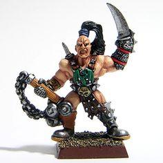 Warhammer Quest - Pit Fighter