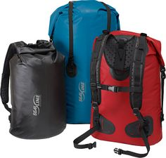SealLine Black Canyon Boundary Dry Pack - 35 Liters black - Google Search