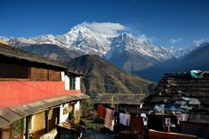Annapurna Views via Ghandruk Circuit Trek May Mah 作成