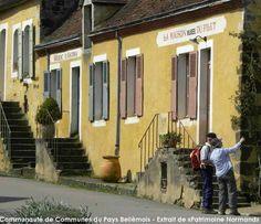 La Perrière, un village à découvrir dans le numéro de Patrimoine Normand (N°90) Plus d'informations : http://www.patrimoine-normand.com/index-fiche-48087.html