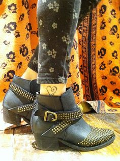 Dodge Ankle Boot