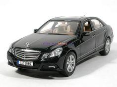 1 18 Diecast Model Cars | 2010 Mercedes E Class diecast model car 1:18 scale die cast by Maisto ...
