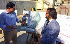 La Autoridad Portuaría invertirá 1,3 millones en la carretera entre el muelle de La Curra y la Grúa Sansón