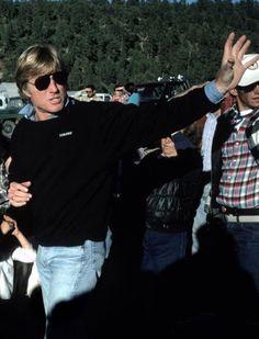 Robert Redford directs The Milagro Beanfield War (1988)