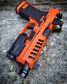 Airsoft Guns for sale at wholesale prices. Buy electric airsoft guns, gas airsoft pistols and rifles in bulk at the cheapest rates. Avail extra OFF with already less prices. Glock Guns, Weapons Guns, Airsoft Guns, Guns And Ammo, Zombie Weapons, Custom Glock, Custom Guns, Nerf Gun, Rifles