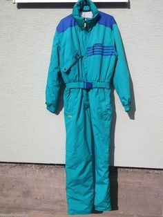 VINTAGE VOIKI designer Ski Suit Majo Dry Very Rare with Livrio Badge size  48 L ee7f7fc52