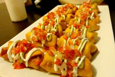 Mini Beef Chimichangas Chimichanga, Catering, Punch, Toronto, Mexican, Beef, Mini, Ethnic Recipes, Food