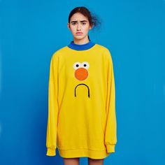 London-based fashion brand @LazyOafs has collaborated with viral cartoon series Dont Hug Me Im Scared. The collection shot by photographer @stephenson_luke features probably one of the best jumpers we have ever seen. Fact. #itsnicethat #lazyoaf by itsnicethat