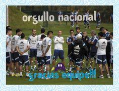 Mundial 2014: Argentina