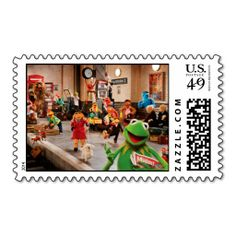 The Muppets Most Wanted Photo 2 Postage Stamps. Wanna make each letter a special delivery? Try to customize this great stamp template and put a personal touch on the envelope. Just click the image to get started! Muppets Most Wanted, Kermit The Frog, Postage Stamps, Design Your Own, Birthday Invitations, Make Your Own, Best Gifts, Lettering, Special Delivery