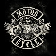 Motorcycle 1987