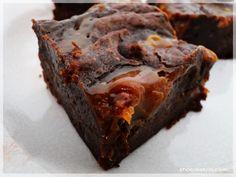 Brownie da Boa Sorte e Dulce de Leche