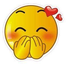 Love Smiley, Emoji Love, Cute Emoji, Smiley Emoticon, Emoticon Faces, Smiley Faces, Big Smiley Face, Animated Emoticons, Funny Emoticons