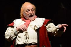 Renato Bruson/Falstaff - Busseto, Teatro Verdi, Festival Verdi 2013 - Regia Renato Bruson #VerdiMuseum