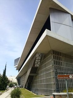 Acropolis museum. Worth to visit it for its exhibits, as well for its design.