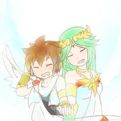 kid icarus palutena | Tumblr