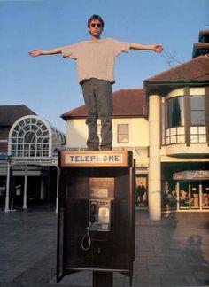 Damon Albarn telephone