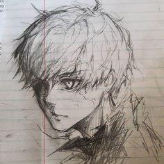 #kaneki #sketch