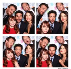 """Jason Segel, Neil Patrick Harris, Cobie Smulders, Josh Radnor and Alyson Hannigan from """"How I Met Your Mother"""" take some fun photos on the Carnegie Hall Red Carpet at the 2013 CBS Upfront. #HIMYM"""