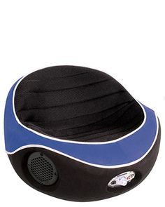 LumiSource BoomPod Blue & Black - would make a great Xmas gift for boys