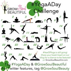 March #yogaAday instagram yoga challenge, yoga pose, yoga photo, yoga photography, self-portait