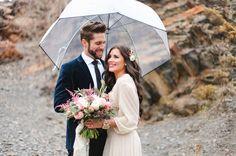 #sombrillas #paraguas #novias #bodas