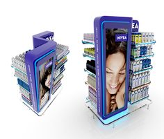 Stand Nivea. on Behance