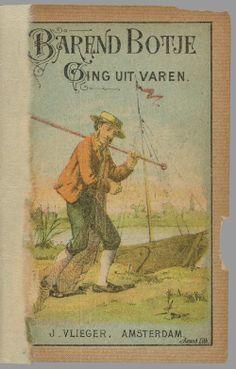 Barend Botje ging uit varen [1885]