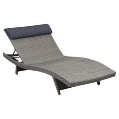 Addison Patio Chaise in Grey (Set of 2) at Joss and Main