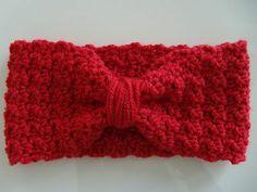 Crochet Headband Pattern - Click for More...