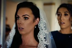 My privilege as a wedding photographer is being close to wonderful people on their wedding days at the big moments and the small and everything in between. Make up and hair done. Veil just on. Realising I'm getting married. A magical moment ❤️ Irish Wedding, Wedding Day, Documentary Wedding Photography, Documentary Photographers, Candid, Getting Married, Veil, Documentaries, In This Moment
