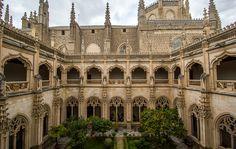 Claustro de San Juan de los Reyes, Toledo