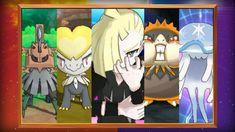 ¡Los Ultraentes y la Fundación Æther debutan en Pokémon Sol y Pokémon Luna!
