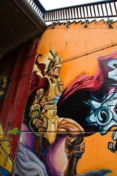 Lleida Grafitti