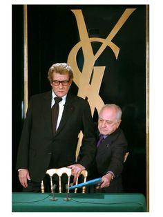 La maison Yves Saint Laurent change de nom