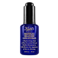 "Kiehl's Midnight Recovery Serum : ""Sometimes my skin can be oily, so you'd think I'd stay away from using an oil on my face, but I love this product. It has a nice light scent and I use it at night or as my travel serum since flying dries out my skin. I will use it every night when traveling."" —Rozalynn Frazier, senior fitness editor"