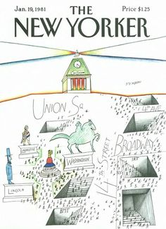 the new yorker 1981
