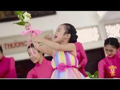 Nhạc Thiếu Nhi Bé Tú Anh - Dâng Hoa [Official MV]