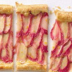 All About Rhubarb recipes