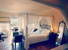 View from Master #suite - Suites of the Gods Hotel... not a bad view to wake up to! :) Book online -> www.bookingsantorini.com  #santorini #santorinihotels Santorini Hotels, Toddler Bed, Master Suite, Instagram Posts, Furniture, Book, Home Decor, Child Bed, Decoration Home