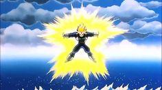 DBZ - Vegeta's Final Flash [1080p HD]