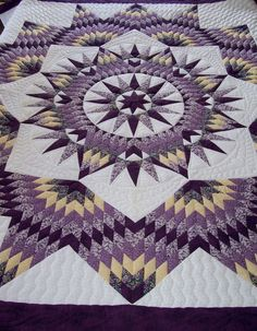 Love This Star Quilt !
