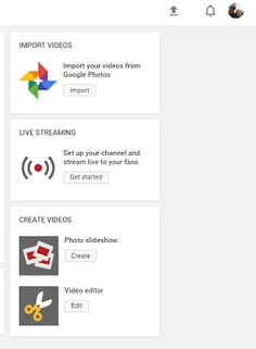 Time to Talk Tech: Use YouTube to easily create slideshows of your ph...