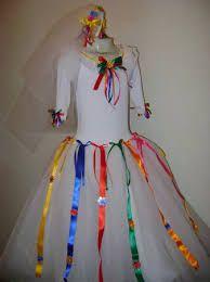Resultado de imagem para vestidos chita quadrilha
