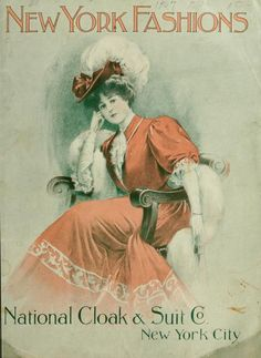 New York Fashions, 1907
