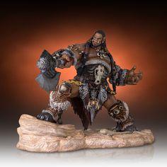 Warcraft The Beginning Statue Durotan 32 cm  Warcraft - Hadesflamme - Merchandise - Onlineshop für alles was das (Fan) Herz begehrt!
