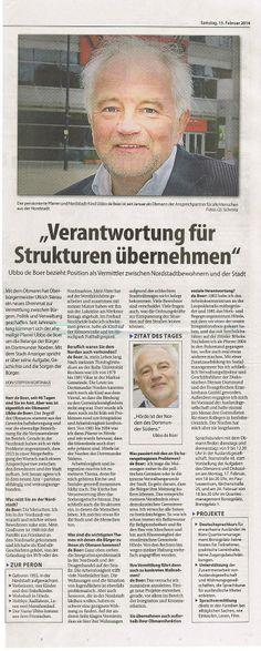 Ubbo de Boer im Interview mit Steffen Korthals