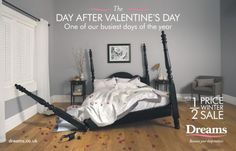 Cheetham Bell: Dreams 'The Day After Valentine's Day'