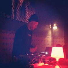 #TomasBarfod - En af Danmarks bedste DJ's - indtager #slagteriet #odense. http://www.thisisodense.dk/7106/tomas-barfod-dj-act